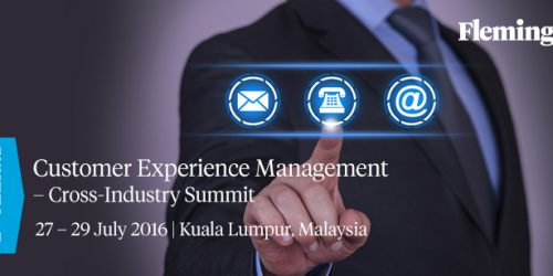 2nd Annual Customer Experience Management – Cross Industry Summit