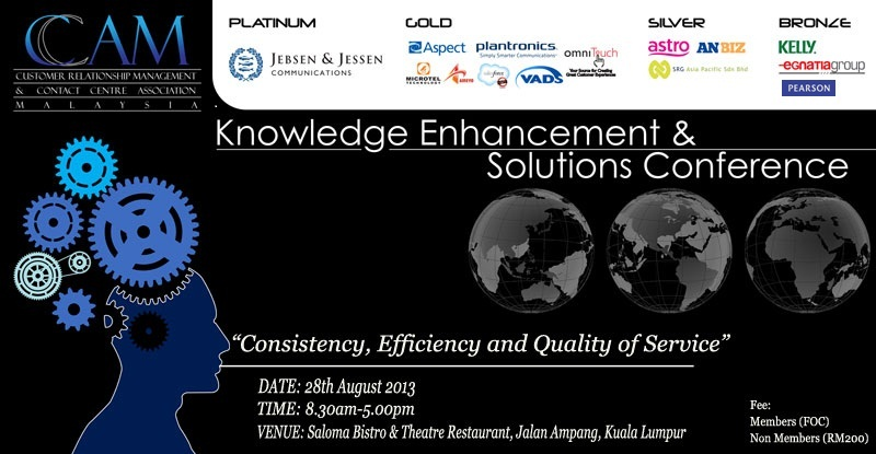 4th Knowledge Enhancement & Solutions Conference