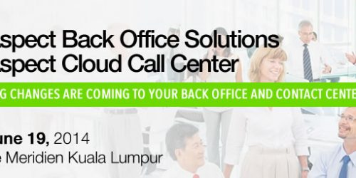 Aspect Back Office and Cloud Contact Center