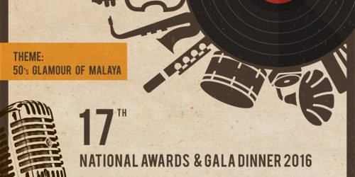 CCAM's 17th National Awards & Gala Dinner 2016