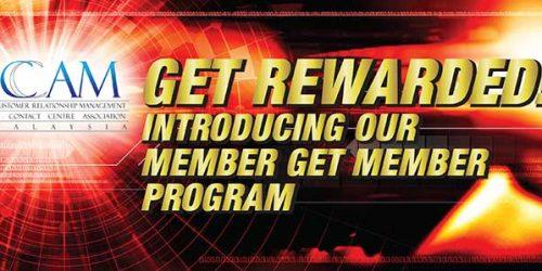 CCAM Members Get Members Program