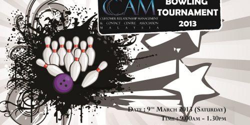 CCAM Open Bowling Tournament 2013