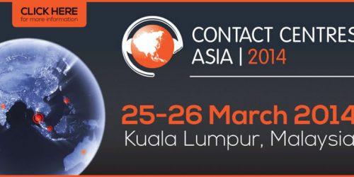 Contact Centres Asia 2014