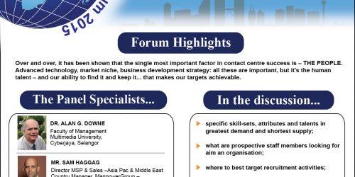 Interactive Networking Forum 2015