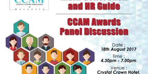 Multi Generation and HR Guide & CCAM Awards Panel Discussion