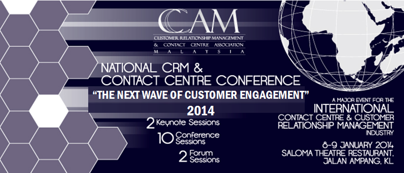 National CRM & Contact Centre Conference 2014