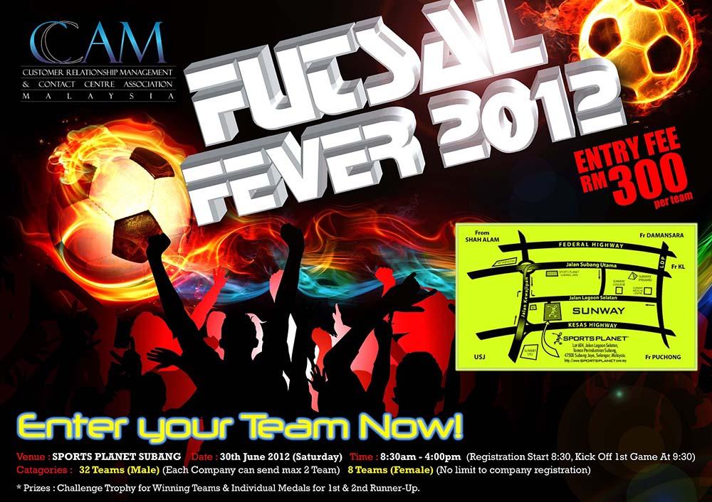Futsal Fever 2012