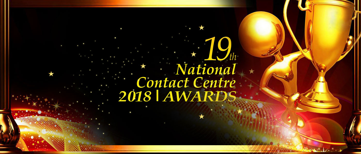 19th National Contact Centre 2018 Awards