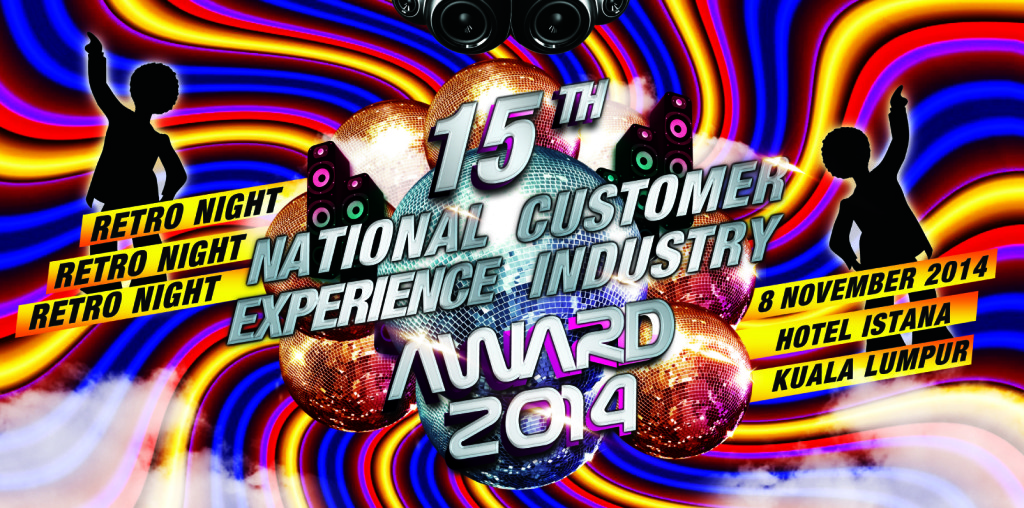 15th National Customer Experience Industry Awards Gala Dinner 2014