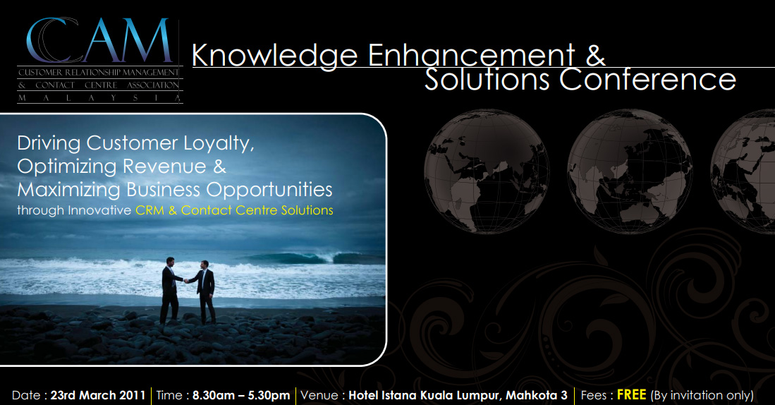 Knowledge Enhancements And Solutions Conference