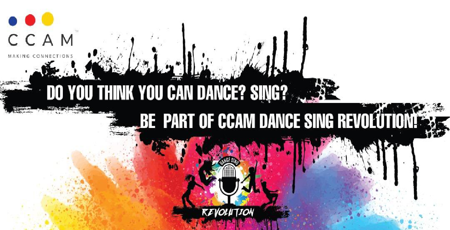 CCAM Dance -Sing Revolution 2019