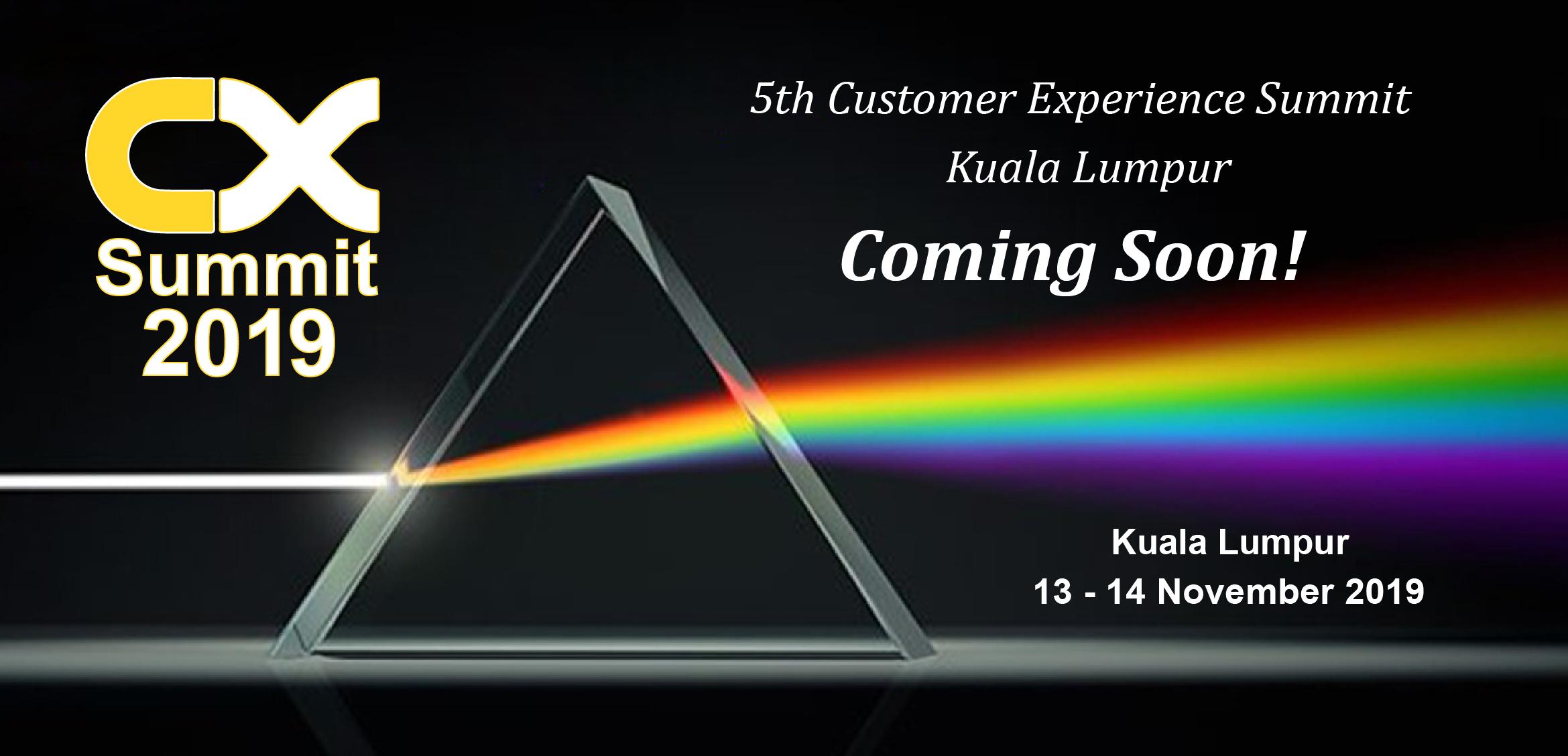 Customer Experience Summit 2019