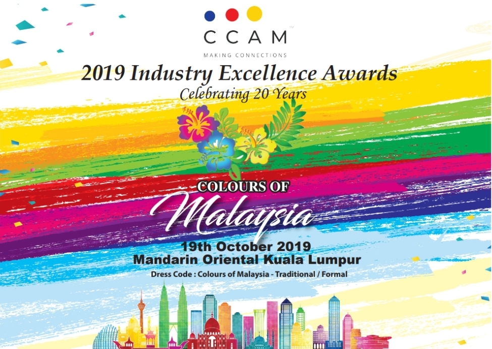 20th NATIONAL CONTACT CENTRE AWARDS & GALA DINNER 2019