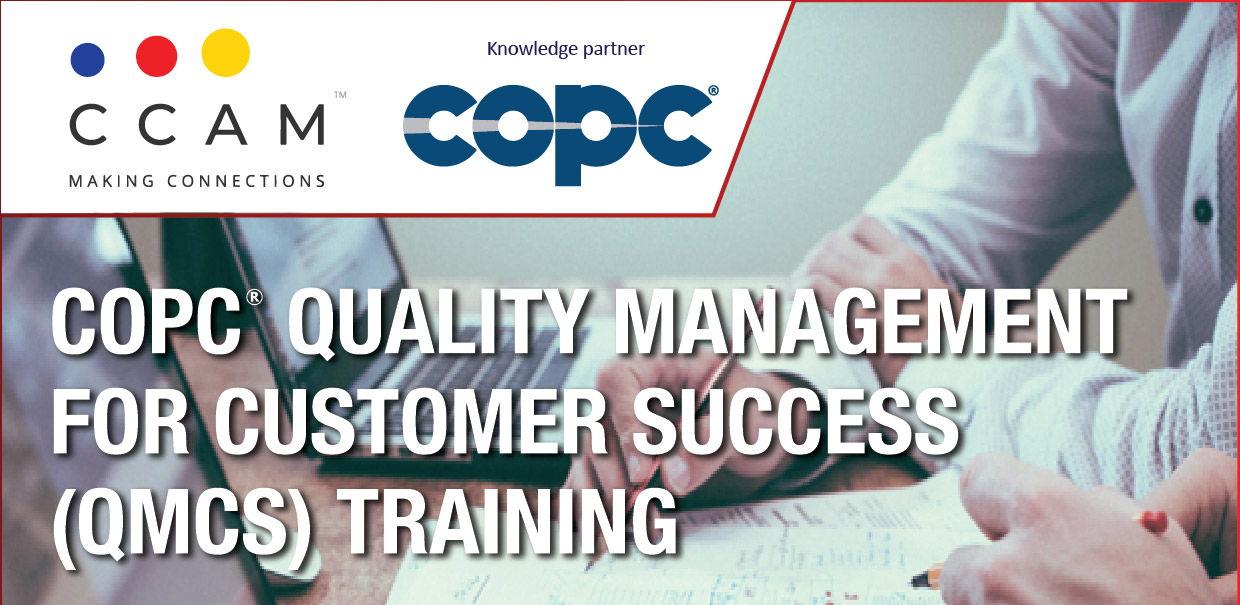 COPC Quality Management For Customer Success (QMCS)