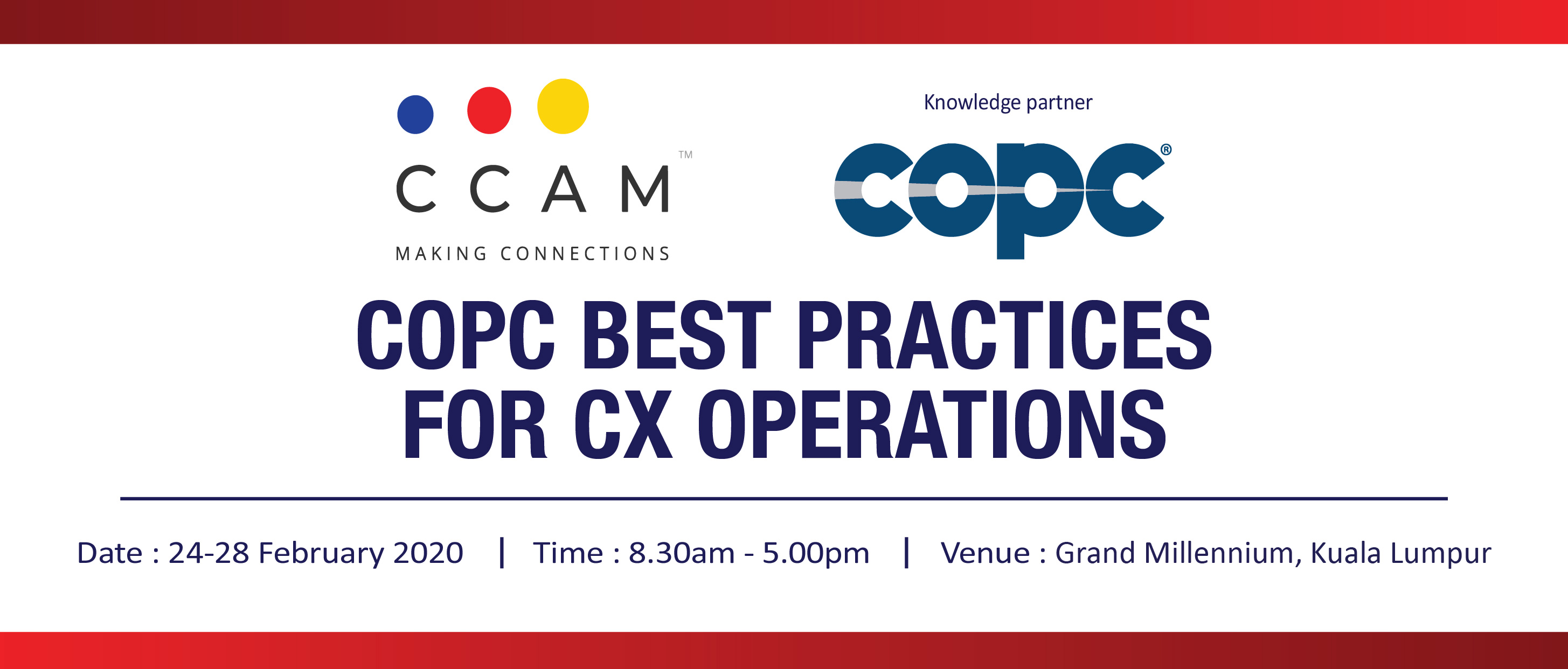 COPC Best Practices For CX Operations