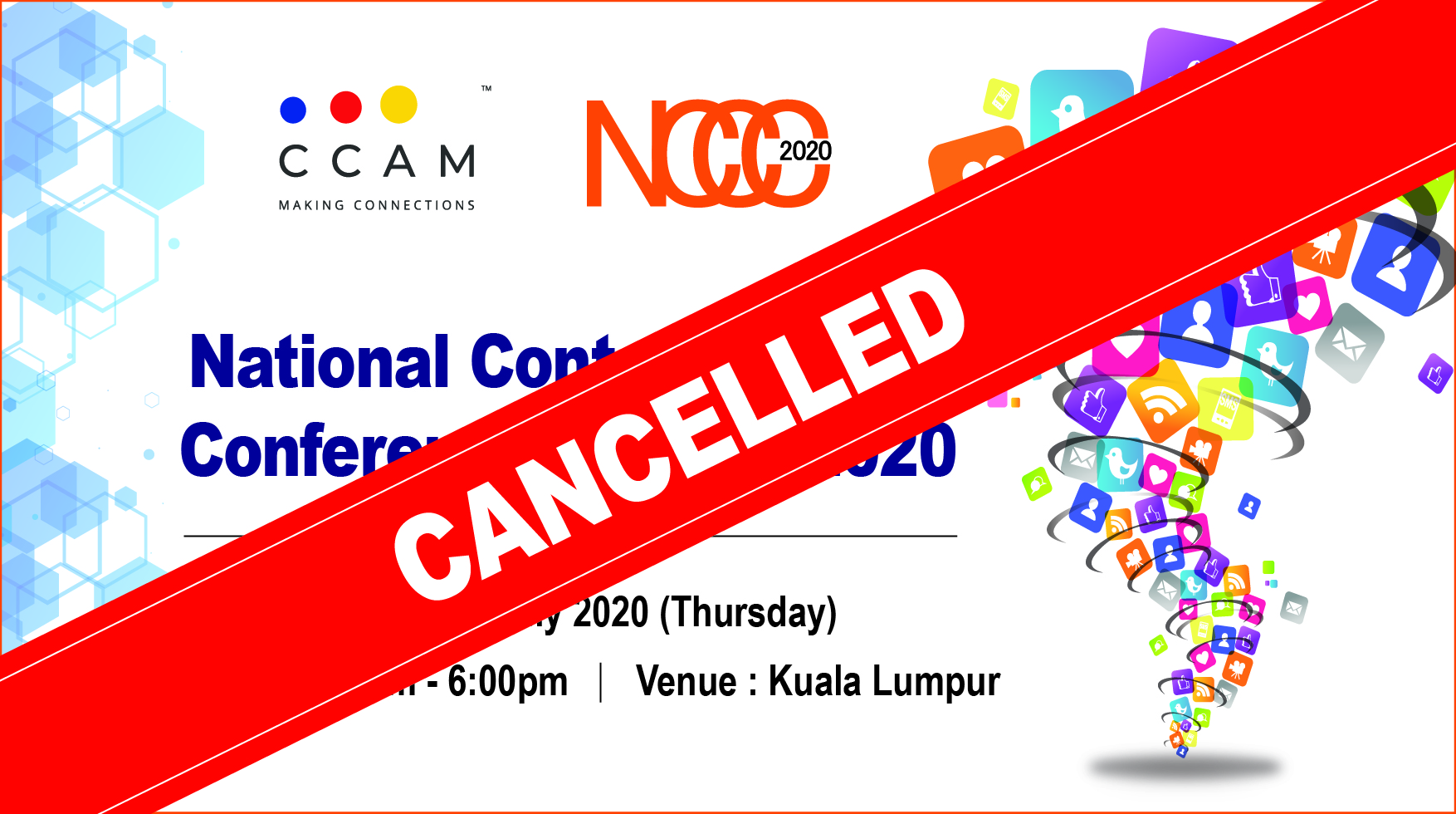 National Contact Centre Conference (NCCC) 2020