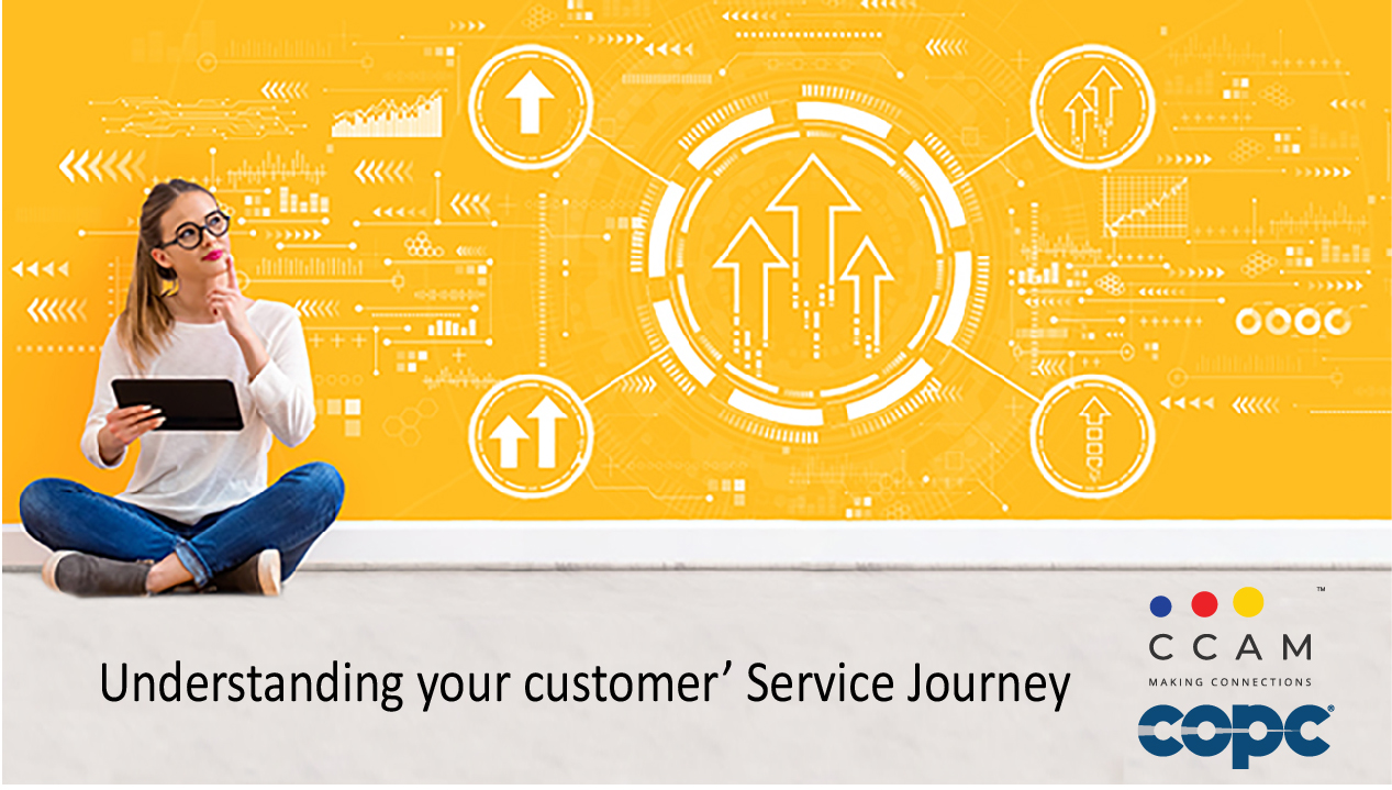 Service Journey Designs For Competitive Edge: Webinar June 18, 2020