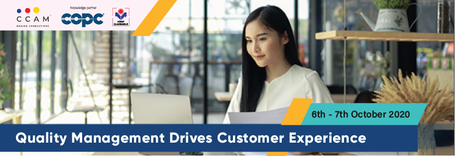 COPC Quality Management Drives Customer Experience