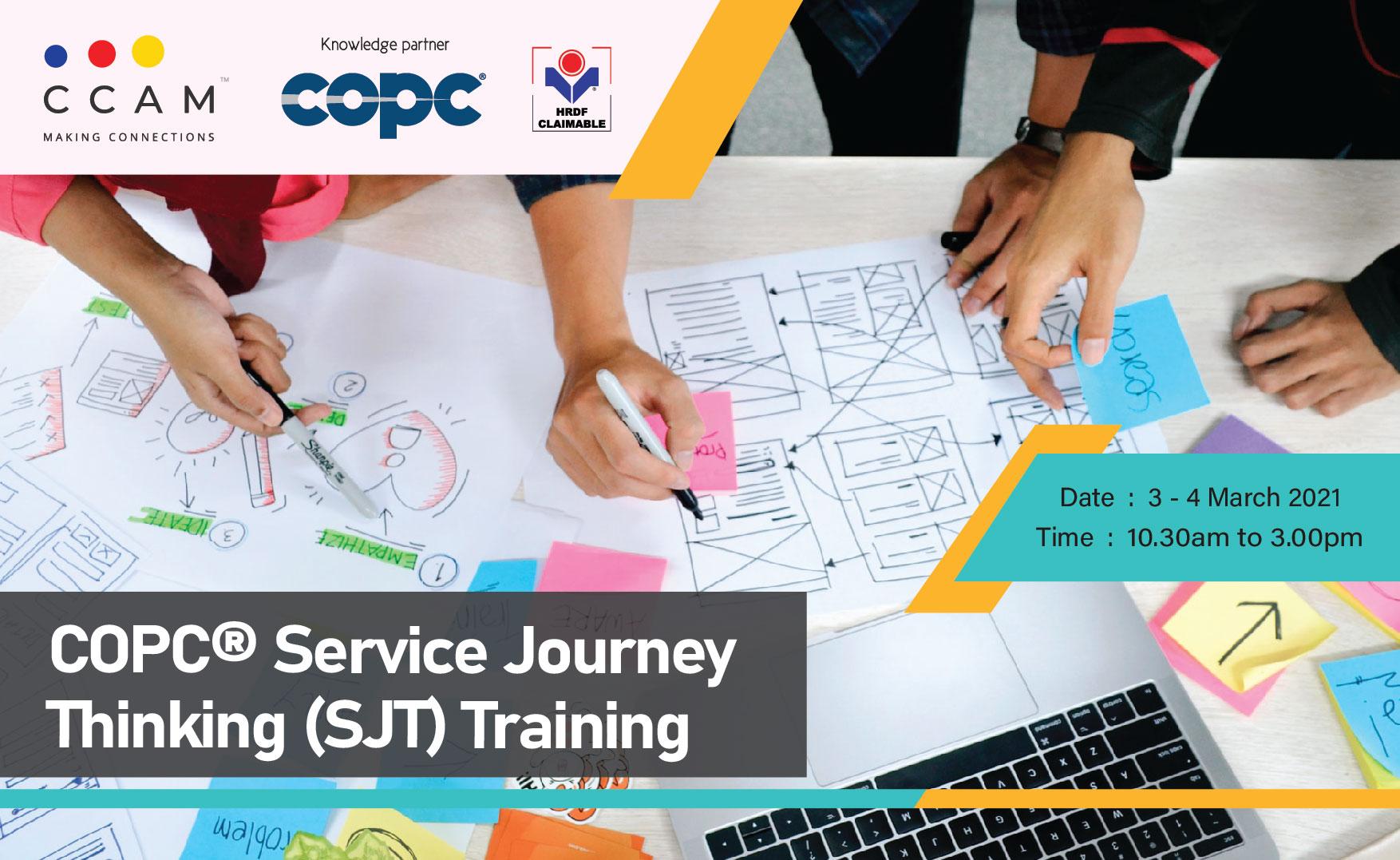 COPC® Service Journey Thinking